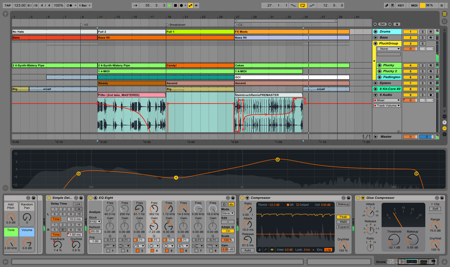 how to use ableton on linux